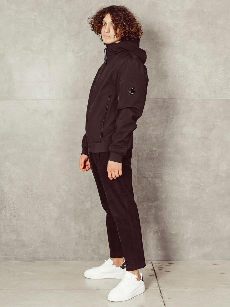 C.P. Shell Hooded Lens Jacket