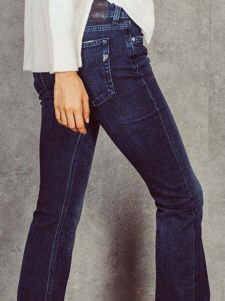Jeans skinny bootcut Lola