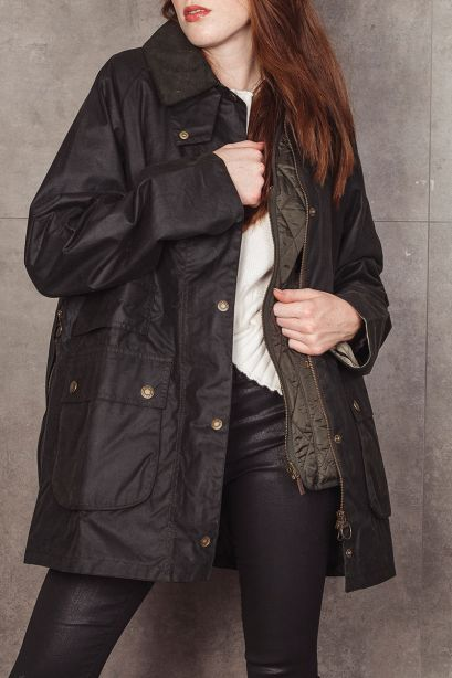 BARBOUR Giacca TAIN WAX