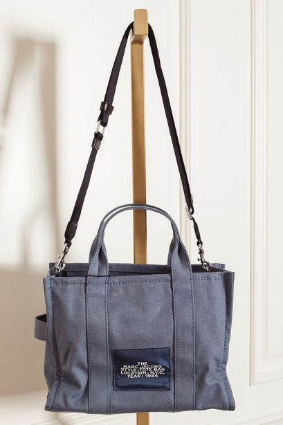 MARC JACOBS Borsa The small traveller tote bag blue