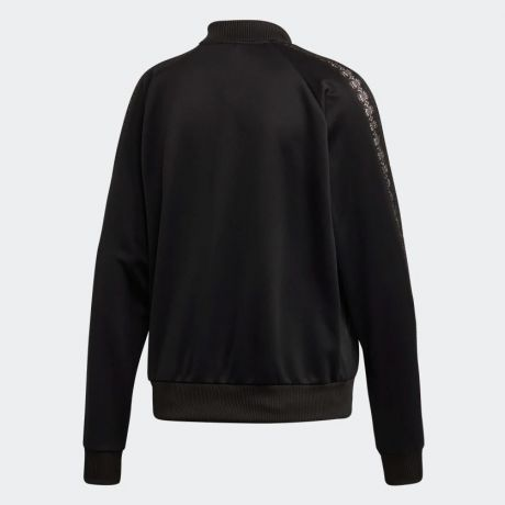 ADIDAS Track jacket donna Lace black