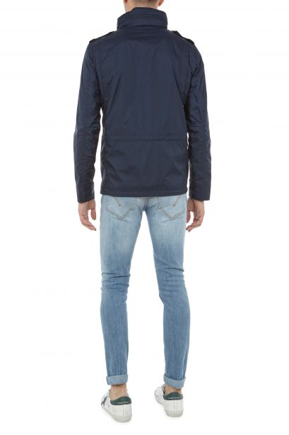 Aspesi Mini Field Jacket navy
