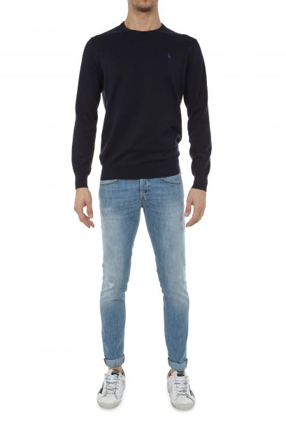 DONDUP Jeans George skinny fit indaco chiaro