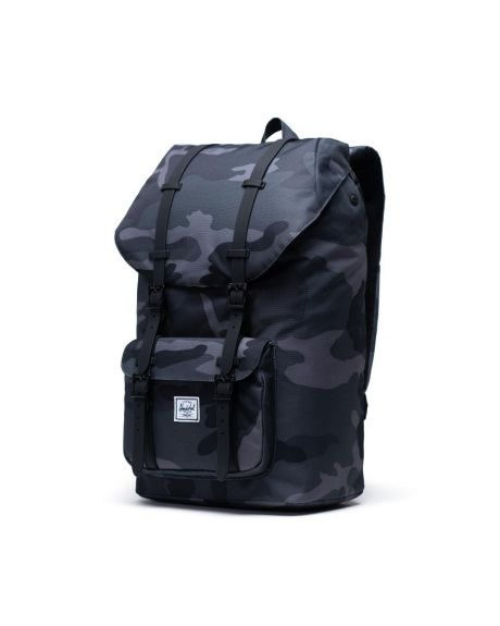 HERSCHEL Zaino Little America night camo