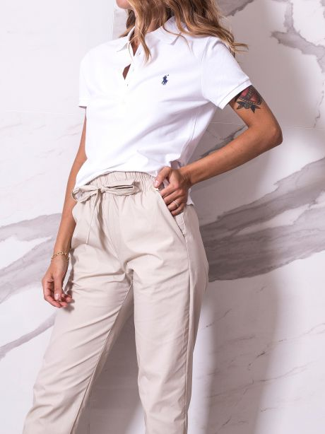 Polo Ralph Lauren Polo Slim-Fit white