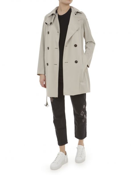 RRD Cappotto CITY TRENCH LADY beige