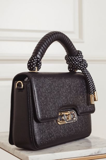 MARC JACOBS Borsa THE J LINK black