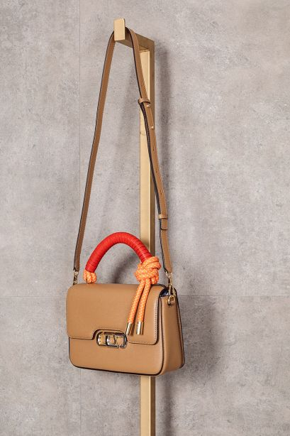 MARC JACOBS Borsa THE J LINK beige