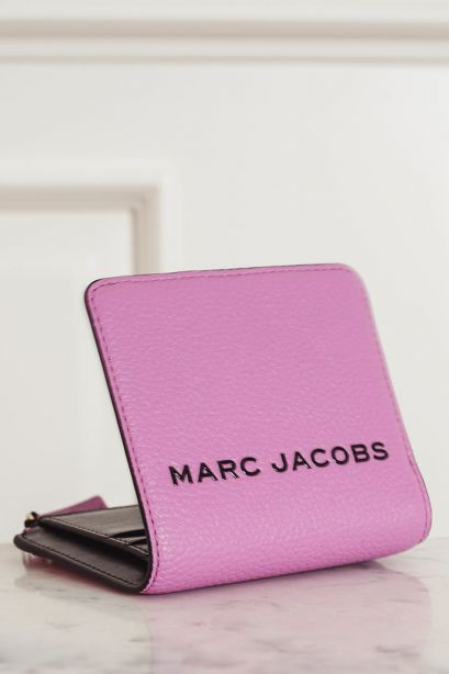 Marc Jacobs The bold mini compact zip wallet