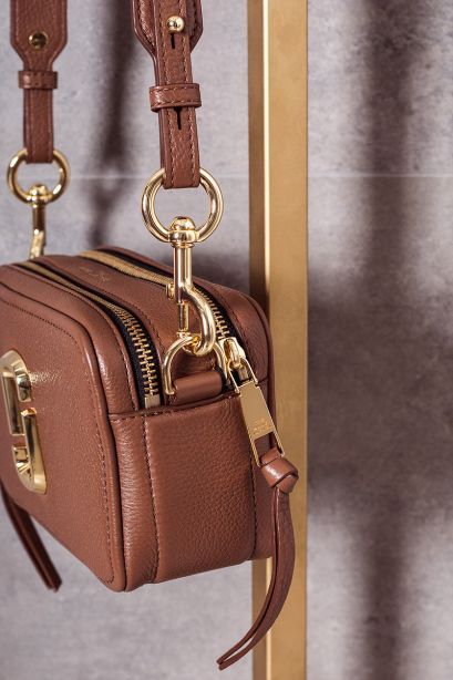 Marc Jacobs Borsa a tracolla The Softshot 21