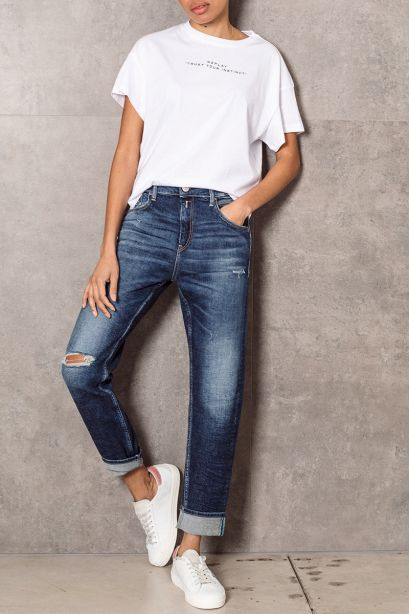 Replay T-shirt con stampa