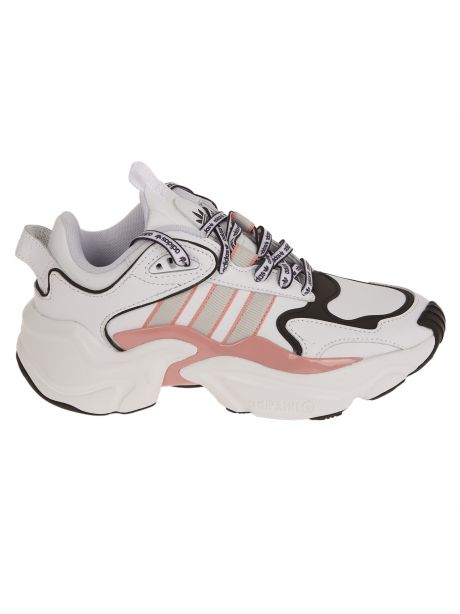 ADIDAS Sneakers donna Magmur Runner white/grey/pink