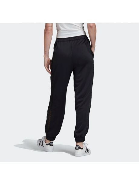 ADIDAS Track pants donna Lace black