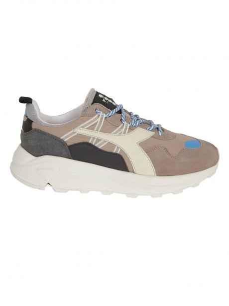 DIADORA Sneakers uomo RAVE NYLON brown roebuck