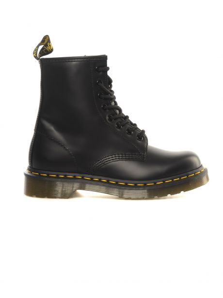 DR.MARTENS Stivale donna 1460 Black Smooth