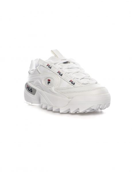 FILA Sneakers donna D-Formation Low white