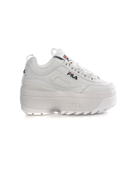 FILA Sneakers disruptor ii wedge wmn white