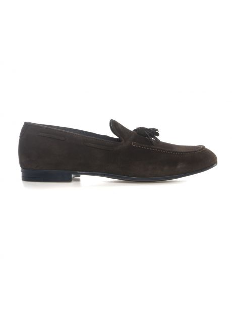 Florsheim Mocassino marrone scuro Spezia