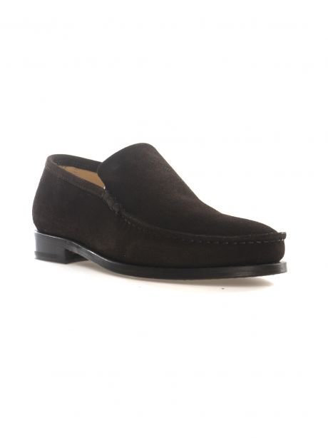 Florsheim Mocassino marrone scuro Yuma 2
