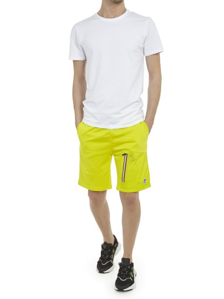 K-WAY Short LE VRAI GONTRAND green lime