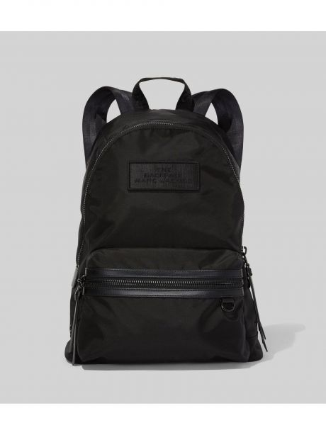 MARC JACOBS The large backpack dtm nero