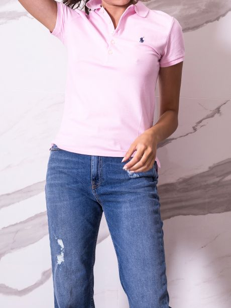 Polo Ralph Lauren Polo Slim-Fit country club pink