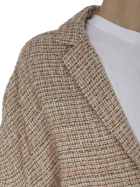 SEMICOUTURE Cappotto in bouclé
