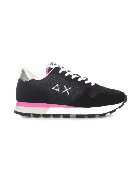 SUN68 Sneakers donna ALLY SPORTY MESH NERO
