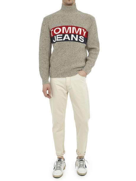Tommy Jeans Maglione logo