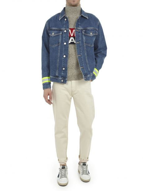 Tommy Jeans Giacca Oversized Trucker