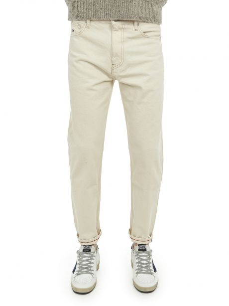 Tommy Jeans jeans scanton slim fit tinti in capo