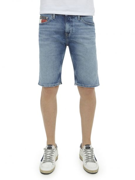 Tommy Jeans Shorts cinque tasche in denim